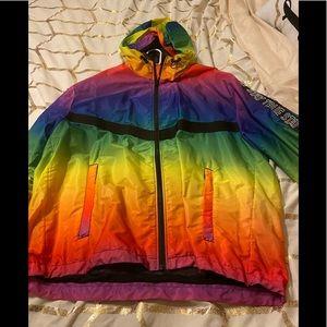H&M Rainbow Jacket